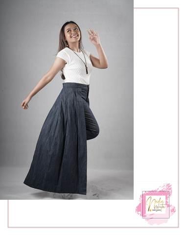 Fashion Design, Bakat Lain Nadia Nevita Selain Bernyanyi 2