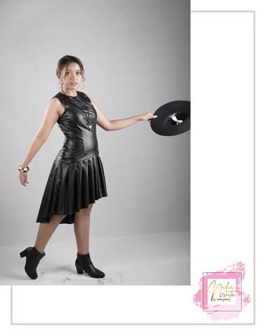 Fashion Design, Bakat Lain Nadia Nevita Selain Bernyanyi 1