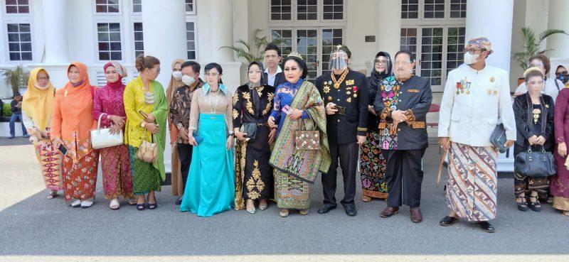 Erna Santoso Mengenal Lebih Dekat Kraton Sumedang Larang Bersama Sultan & Permaisuri 4