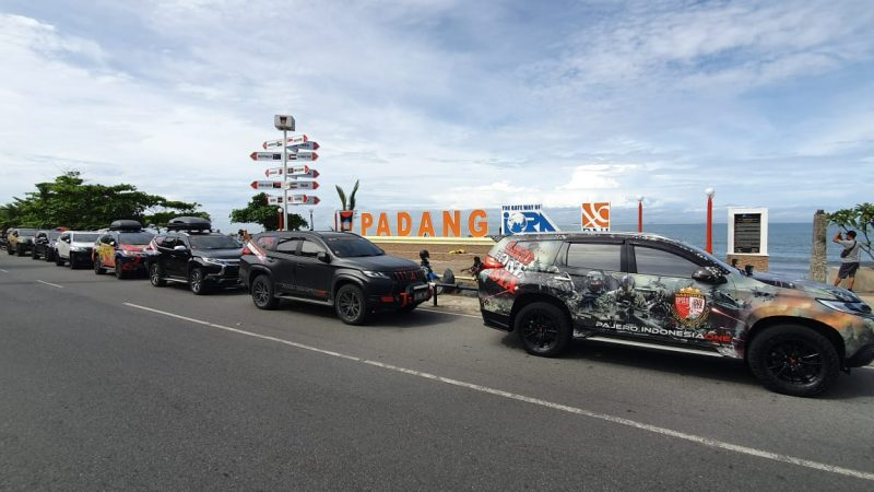 Touring Lakukan Bakti Sosial, Pajero Indonesia One Peduli Masyarakat Terdampak Pandemi 4