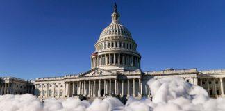 Kongres AS sepakati paket stimulus