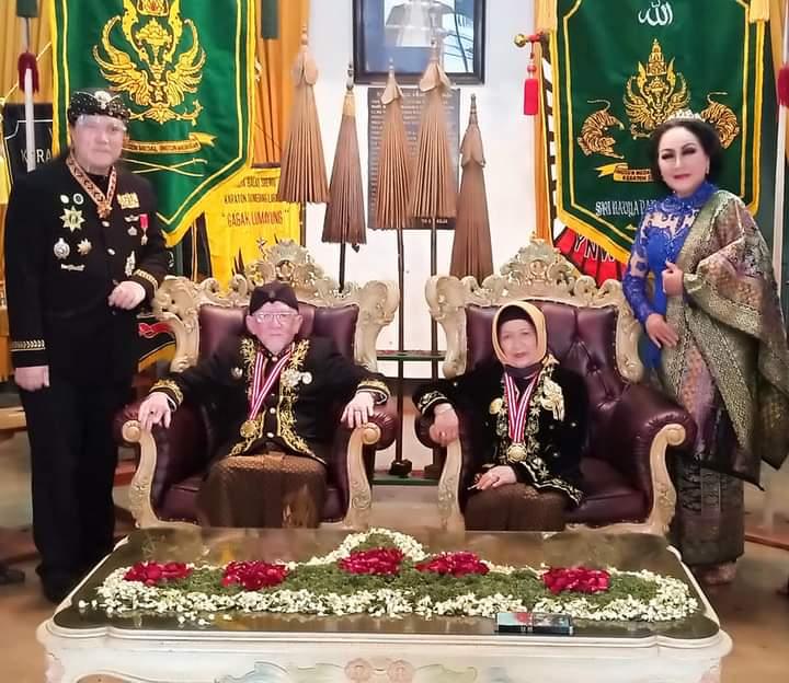 Erna Santoso Mengenal Lebih Dekat Kraton Sumedang Larang Bersama Sultan & Permaisuri 8