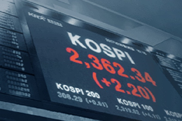 Bursa Saham Korea - KOSPI
