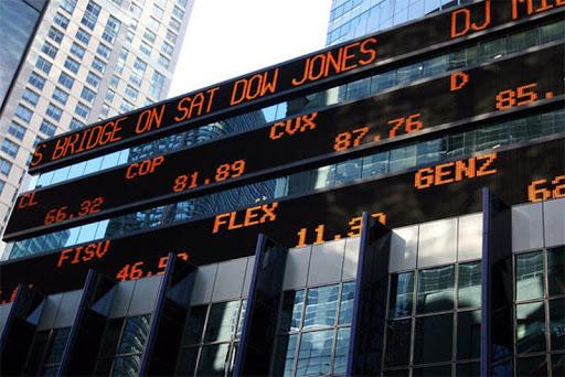 Wall Street Dow Jones