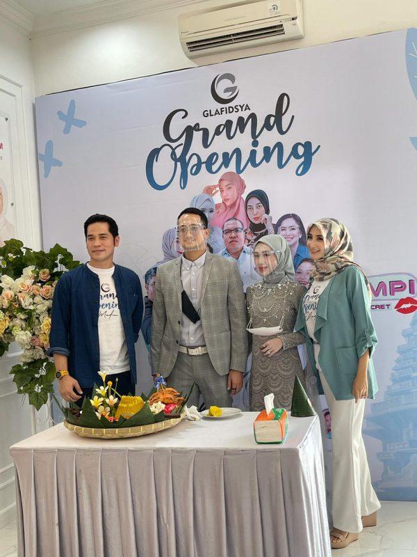 Klinik Glafidsya Medika Buka Cabang di Medan Bantu Masyarakat Terdampak Covid 1