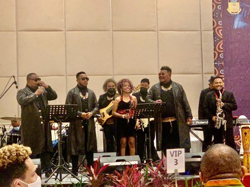 Pertahankan Budaya, Papua Original Band Rilis Lagu Amabusurya 3