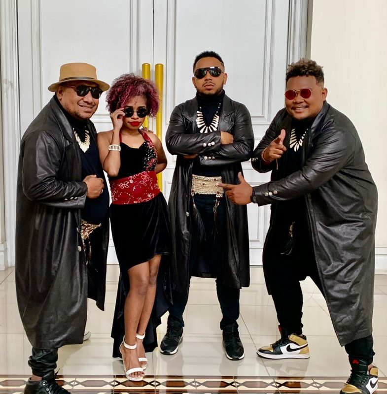 Pertahankan Budaya, Papua Original Band Rilis Lagu Amabusurya 2