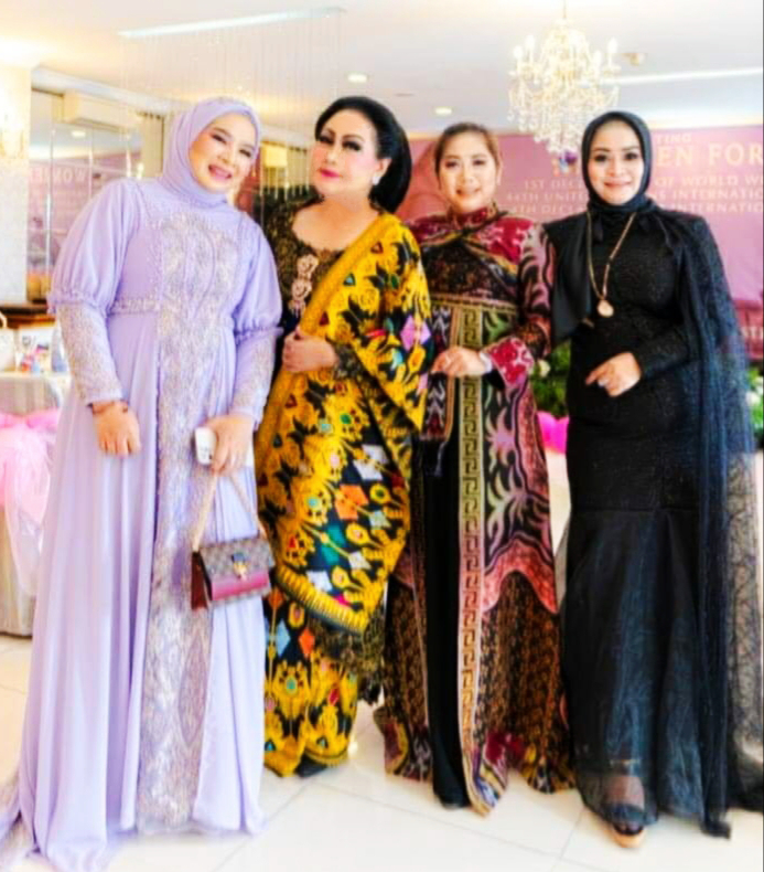 Yapena Indonesia & Women for Peace Gelar Peringatan 44 th Women's International Day 2021 4