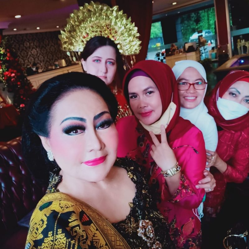 Yapena Indonesia & Women for Peace Gelar Peringatan 44 th Women's International Day 2021 5