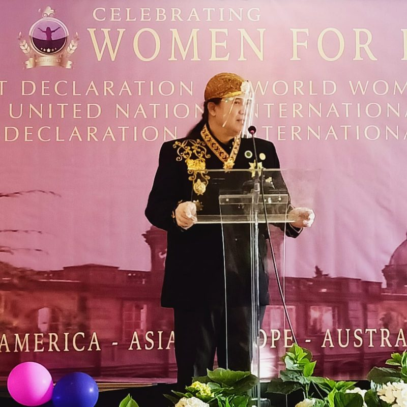 Yapena Indonesia & Women for Peace Gelar Peringatan 44 th Women's International Day 2021 2