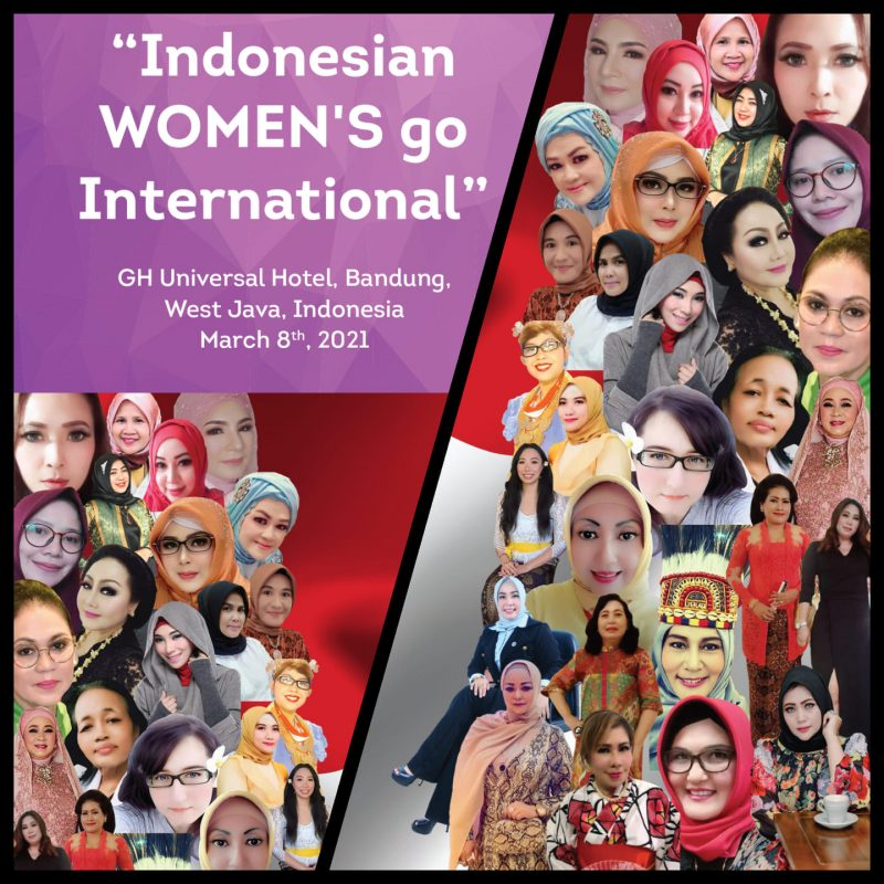Yapena Indonesia & Women for Peace Gelar Peringatan 44 th Women's International Day 2021 7