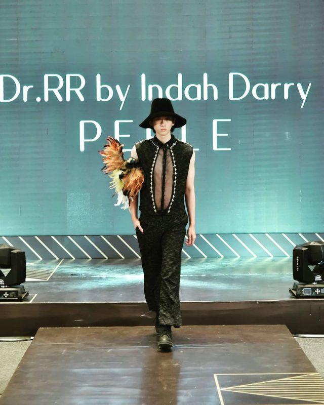 Indah Darry Optimis Fashion Designer Indonesia Go Internasional 2