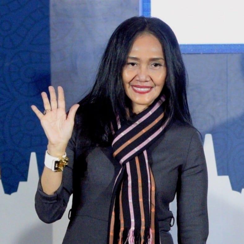 Indah Darry Optimis Fashion Designer Indonesia Go Internasional 4