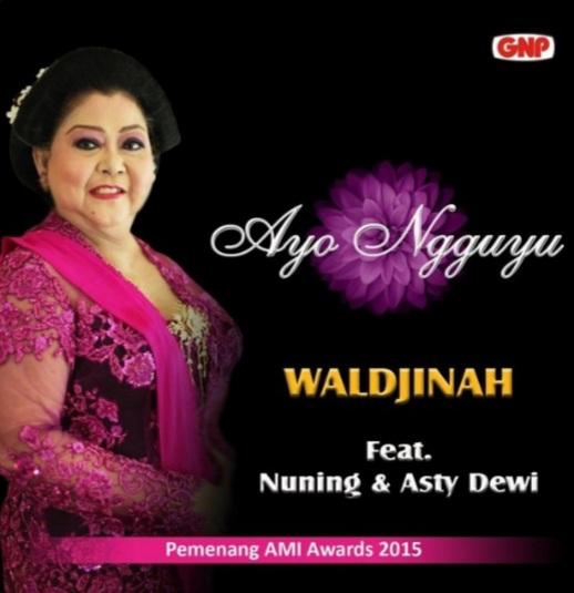 Kisah Inspiratif Asty Dewi, Cucu Angkat Gesang, Tekuni Nyanyi 2