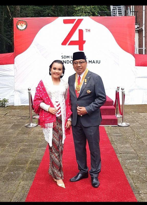Kisah Inspiratif Asty Dewi, Cucu Angkat Gesang, Tekuni Nyanyi 6