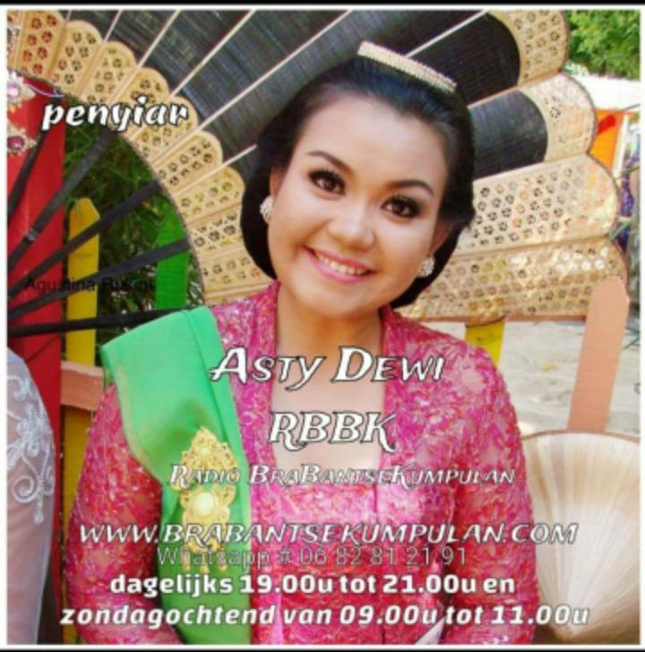 Kisah Inspiratif Asty Dewi, Cucu Angkat Gesang, Tekuni Nyanyi 5