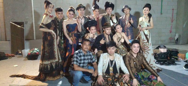 Nanang Sharna Berbagi Pengetahuan Warna Batik Alami 7