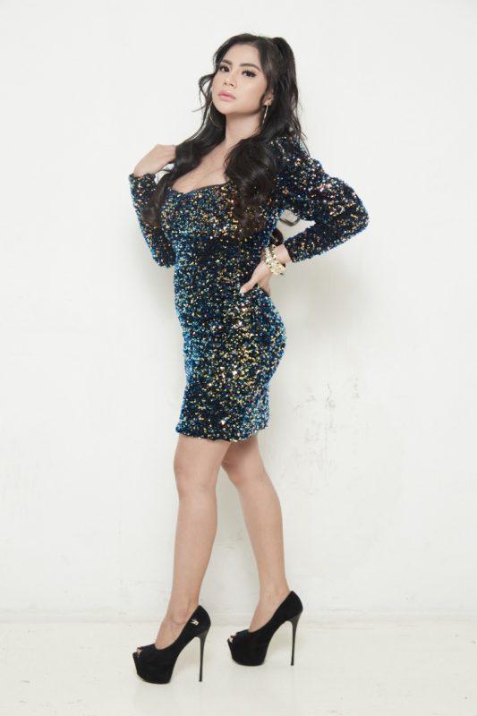 Gabung NAGASWARA, Tisya Erni Rilis Single 'Aku Beruntung' 2