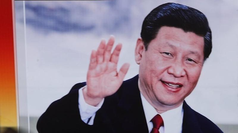 Xi Jinping - Poster - Eksposisi News