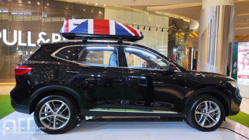 Mobil Pintar Lansiran MG Melesat Di Indonesia 2