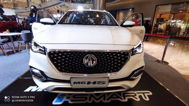 Mobil Pintar Lansiran MG Melesat Di Indonesia 1