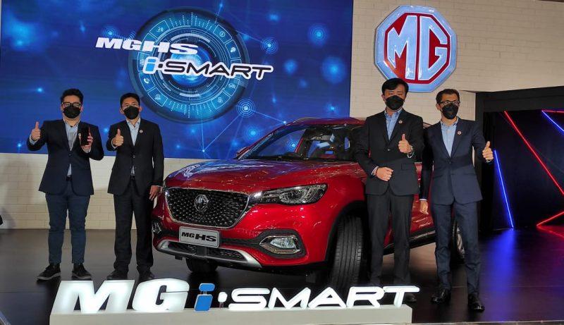 Mobil Pintar Lansiran MG Melesat Di Indonesia 3