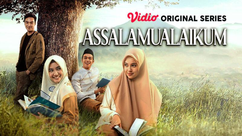 'Assalamualaikum' Vidio Original Series, Kisah Hangat Kehidupan Pesantren 1