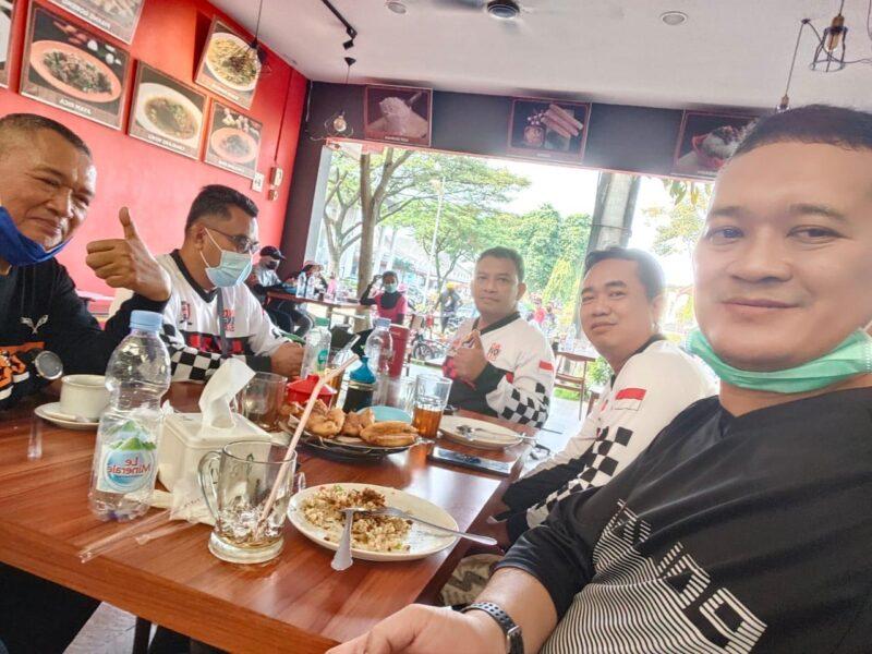 Tetap Patuhi Prokes, Pajero Indonesia ONE Gowes Bareng di TMII 1