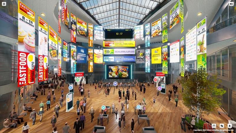 5 Industri khusus di pameran virtual