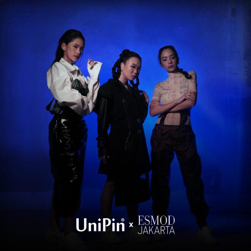 UniPin & ESMOD Jakarta Gabungkan Fesyen dan Game Lewat Kolaborasi Terbaru 2
