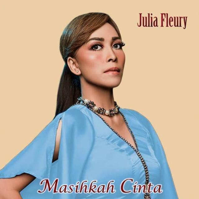 Berkat Single 'Masihkah Cinta', Julia Fleury Jadi Duta Pop Indonesia 1