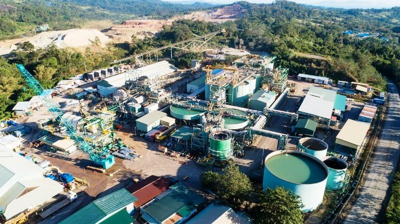Archi - Pabrik Pengolahan Emas Toka Tindung Sulawesi Utara