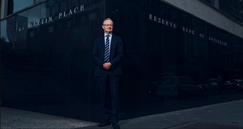 Gubernur Bank Sentral Australia