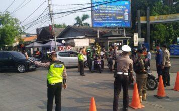 Pemerikasaan PPKM di Jakarta Selatan (David Tambunan/Eksposisi News)