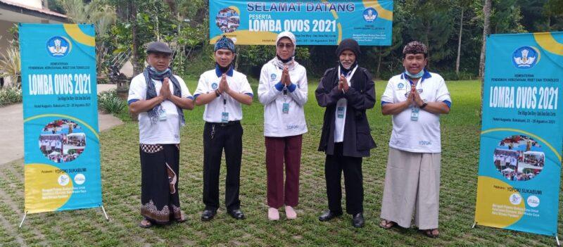 Kemendikbud Gelar OVOS 2021 Diikuti 81 Desa Sekabupaten Sukabumi 2