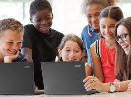 EKSPOSISI - ACER Dukung Transformasi Digital Dunia Pendidikan Nasional