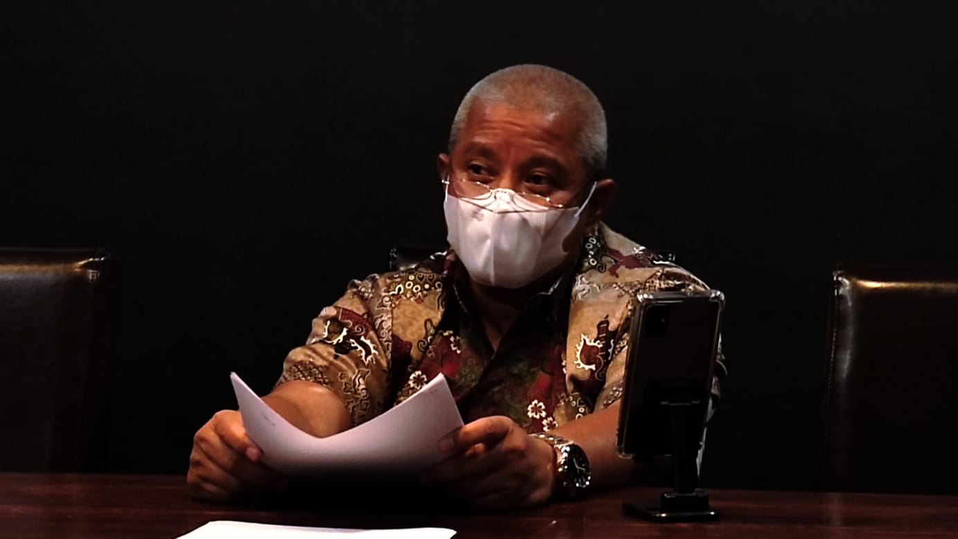 Artha Hanif,Ketua Umum DPP ASITA Pariwisata