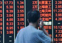 Bursa saham Asia