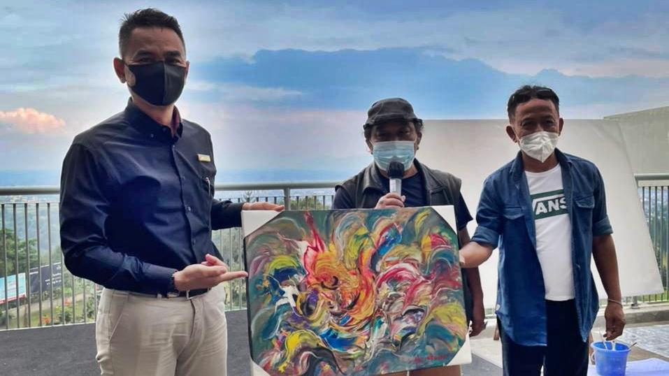 EKSPOSISI - Swiss-Belresort Dago Heritage - Virtual Painting Exhibition 2021