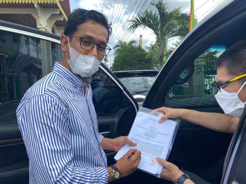 Merasa Dizalimi, Pengusaha Umrah Haji Gugat Oknum Penyidik Polresta Pekanbaru 2