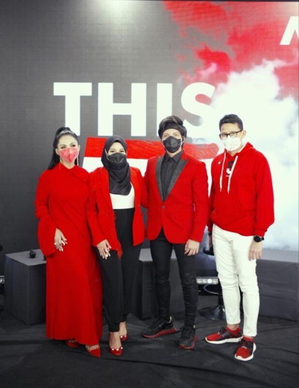 Lewat Lagu 'This is Indonesia', Atta Halilintar Bangkitkan Semangat Indonesia 2