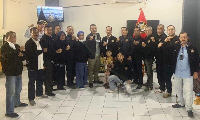 Boyke Djohan Dilantik Jadi Ketua Umum Perkumpulan 234 Siliwangi Complex 3