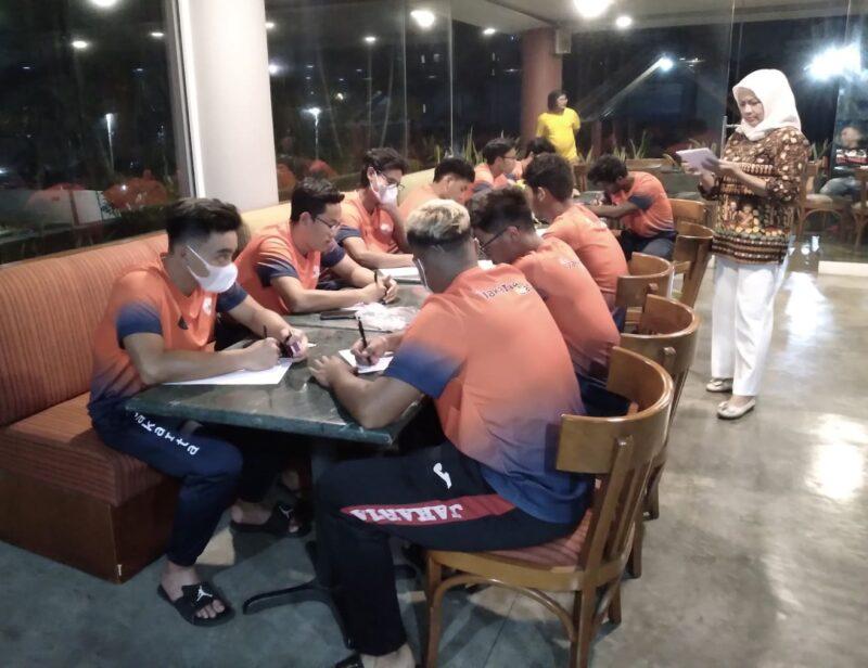 FKBN Lepas Team Softball Putra DKI Jakarta Siap Berangkat ke PON XX Papua 2021 4