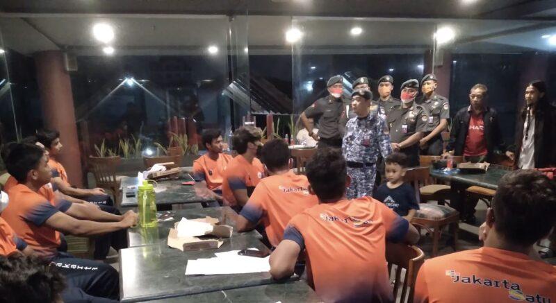 FKBN Lepas Team Softball Putra DKI Jakarta Siap Berangkat ke PON XX Papua 2021 2