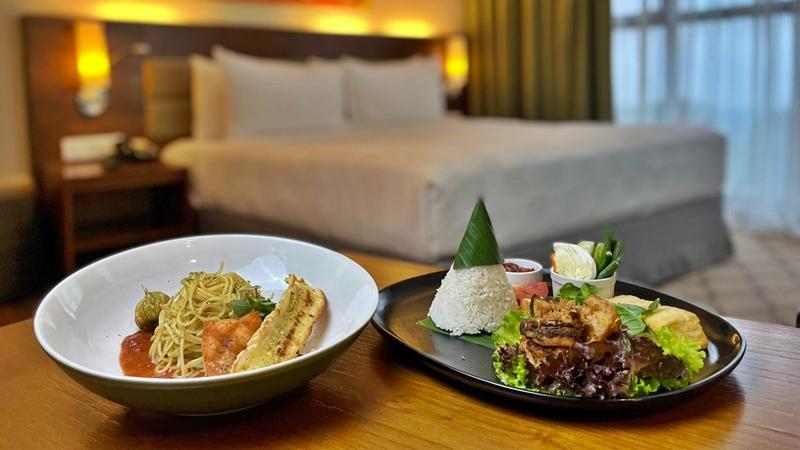 Stay and Dine di Swiss-Belresort Dago Heritage 1