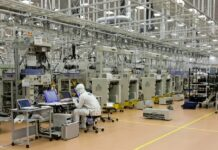 Saham Tokyo Electron mengalami tekanan oleh aksi jual investor di Bursa Saham Tokyo