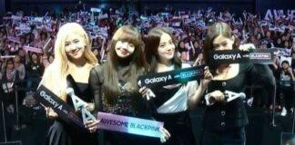 Samsung - Galaxy Black Pink