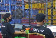 Digital Fullfilment Warehouse, Shipper Indonesia Pondok Ungu Bekasi